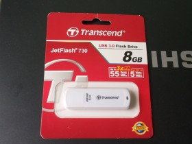 Transcend usb flash 3.0 8GB Jet flash-NOVO