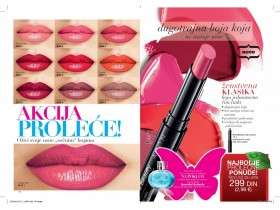 True Colour Beauty ruž za usne FOREVER PINK AVON