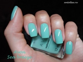 True Colour Nailwear Pro+ lak za nokte-sea breeze-AVON
