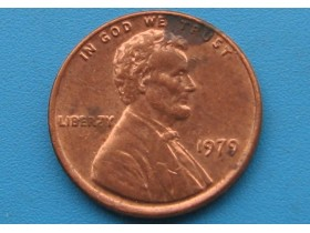 "USA - 1 Cent ""Lincoln Memorial Cent"" 1979"