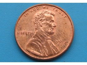 "USA - 1 Cent ""Lincoln Memorial Cent"" 1994"