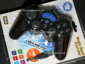 USB GAME PAD,Novo !