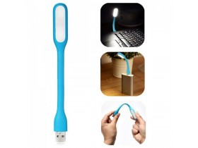 USB LED LAMPA-plava