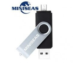USB flash 16GB USB 2.0 + OTG flash-NOVO