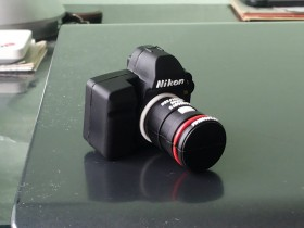 USB flash camera Nicon 16GB-NOVO