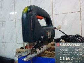Ubodna testera Black&Decker KS631