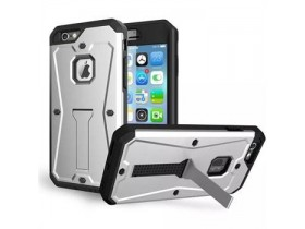 Ultimate Iphone 5 / 5s Deffender Silver Metalic
