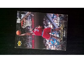 Upper Deck 4- Chris Webber
