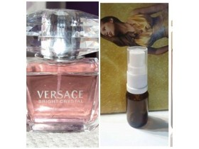 VERSACE BRIGHT CRYSTAL  dekant  10 ml  ORIGINAL