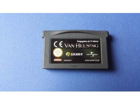 Van Helsing - Game Boy Advance