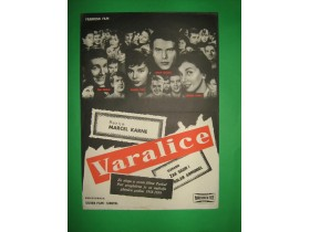 Varalice - The Cheaters (1958) Pascale Petit