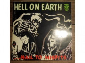 Various - Hell On Earth ... Hail To Misfits