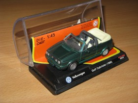 Volkswagen Golf Cabriolet 1988 New-Rey 1/43.