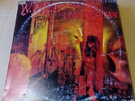 W.A.S.P. - Live... In The Raw, mint