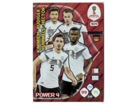 WC Russia 2018 Adrenalyn POWER 4 - GERMANY - 404