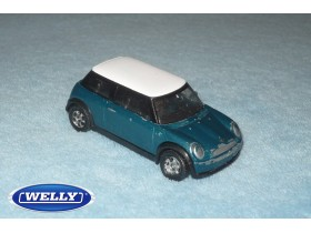 WELLY - MINI COOPER