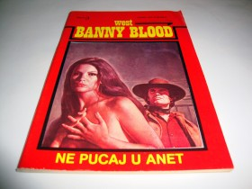 WEST BANNY BLOOD  BROJ 3 - ODLIČAN