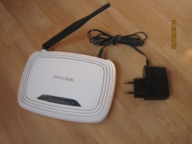 WI FI-WIRELESS RUTER ,,TP LINK,, MODEL: TL-WR740N