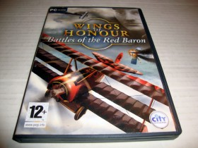 WINGS OF HONOUR Battles of the Red Baron