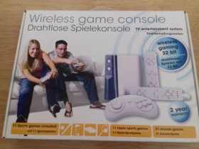WIRELESS GAME CONSOLE