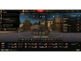 WOT World of tanks account Churchill 3+ Grille