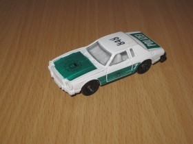 Welly 1978 Ford Mustang II Ghia Polizei  1/64