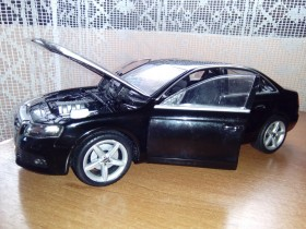 Welly - 2008 Audi A4   1/24