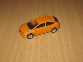 Welly Ford Focus ST 1/64