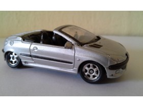 Welly - Peugeot 206cc