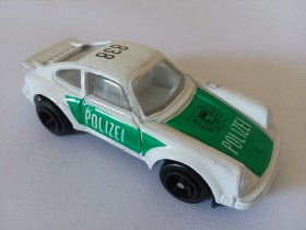 Welly - Porsche Polizei