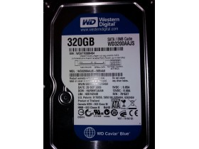 Western Digital Caviar Blue 320GB 7k 8MB SATA II