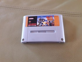 Wild guns za super nintendo