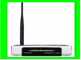Wireless Router TP-LINK TL-WR542G 10/100 4 ports,
