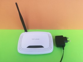 Wireless router TP-LINK TL-WR740N 150Mbps