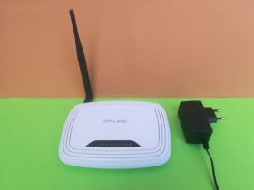Wireless router TP-LINK TL-WR741ND 150Mbps