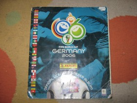 World Cup 2006  Germany, Panini