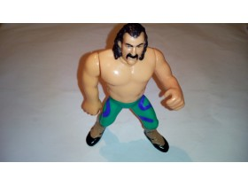 Wrestling figure Jake The Snake Roberts