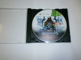 XBOX 360 - Assassins creed Brotherhood