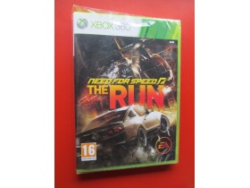 XBOX 360  igrica - Need For Speed - RUN *u celofanu*