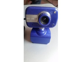 XHC USB Webcam 12M Pixels HD Clip-on Web Cam with Micro