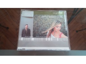 YANOU PRESENT DO - ON AND ON   ORIGINAL CDs