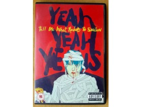 Yeah Yeah Yeahs - Tell Me What Rockers To Swallow (DVD)