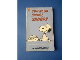 You're so Smart Snoopy