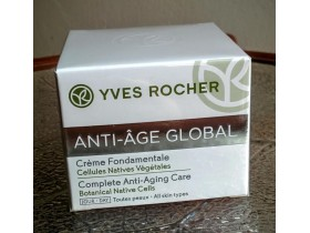 Yves Rocher Anti Age Global dnevna krema