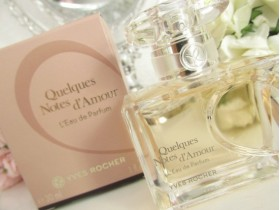 Yves Rocher Quelques Notes d Amour EDP AKCIJA
