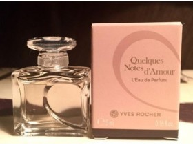 Yves Rocher Quelques Notes dAmour mini parfem