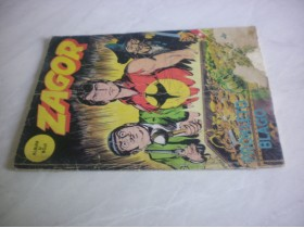 ZAGOR STRIP ALBUM U BOJI