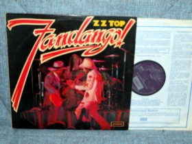 ZZ Top  (England 1.st press)