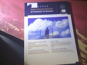Zagreb International Review of Economics & Business