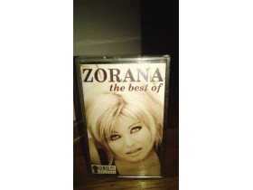 Zorana kaseta 'The best of'